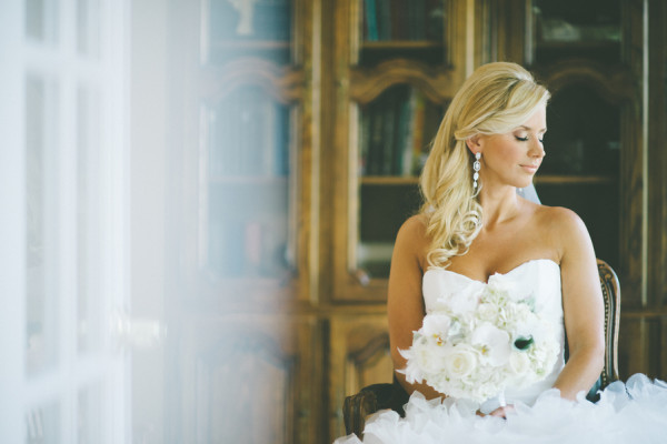 Gorgeous Real Connecticut Wedding at The Waterview
