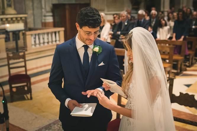 Nozze intime e romantiche in casa Rizzoli  Weddings