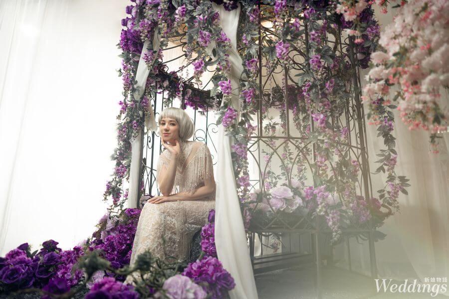 2019婚禮佈置推薦|品花灣|驚豔立體花牆 將感動延續至婚禮 | Weddings 新娘物語結婚資訊網