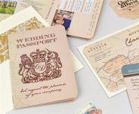 Destination Wedding Invitations - Design Your Own Unique ...