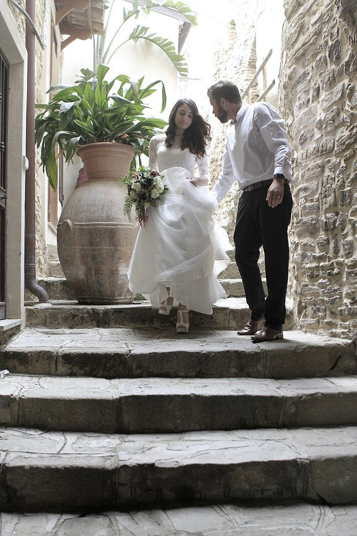Santa Maria Di Castellabate Destination Wedding Shoot
