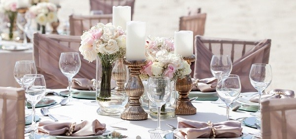 Eyecatching Tablescapes