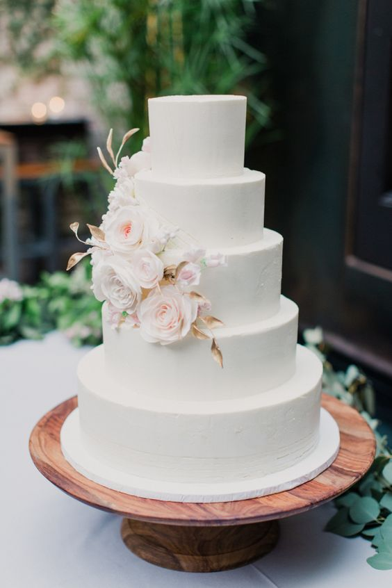 Traditional And Modern Cake Designs For Your Athens Georgia Wedding