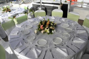 Lovely-yacht-Wedding-chairs-table