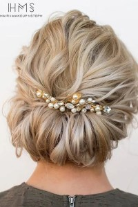 12 Wedding Hairstyles for Short Hair - Houston Wedding Blog