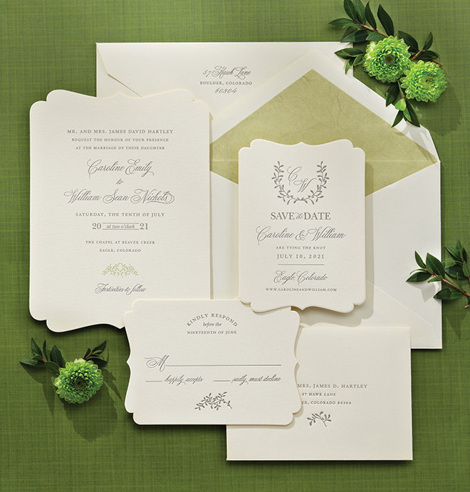 7 Styles For Personalized Wedding Invitations Houston