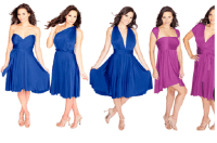bridesmaid dress trends for 2015 weddings