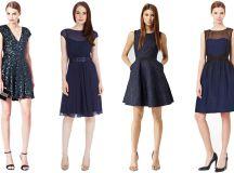 14 Fabulous Navy Bridesmaid Dresses | weddingsonline