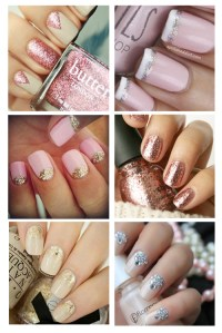 30 Bridal Nail Styles to Inspire | weddingsonline