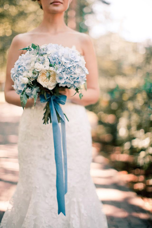 10 Ways to Include Your Something Blue  weddingsonline