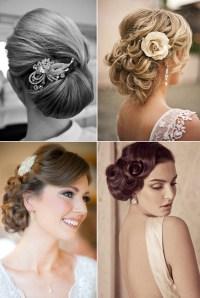 Expert Advice - Wedding Hair Trends 2015 | weddingsonline