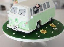 25 Stunning Single Tier Wedding Cakes | weddingsonline