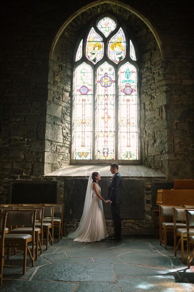 Gail  Yans Big GreekIrish Wedding at Glasson House