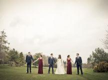 A Pre-Patrick's Day Wedding Celebration at Druid's Glen ...
