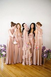 Best Multi Wrap Bridesmaid Dresses on the Market 2015 ...
