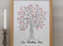 18 Gorgeous Wooden Wedding Keepsakes | weddingsonline