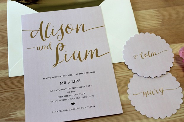 Free Fonts For Wedding Invitations Volume 3