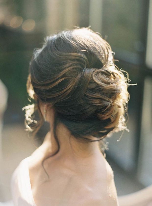 16 Romantic Wedding Hairstyles for 20162017 Brides