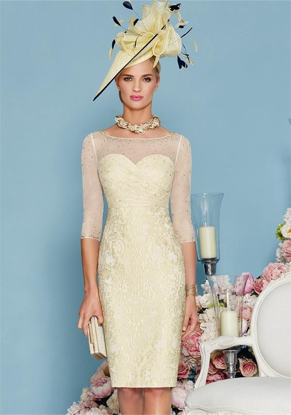 29 Sublime Mother of the Bride Dresses for Spring/Summer