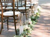 Aisle Style - 30 Incredibly Pretty Pew Ends | weddingsonline