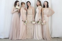 10 Ways to Nail the Mix and Match Bridesmaid Look ...