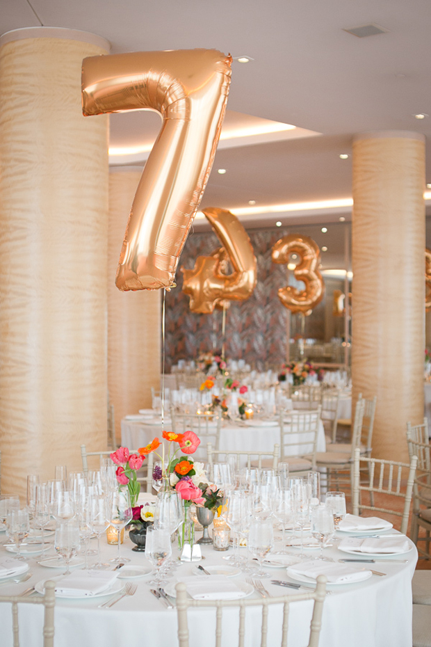 17 Creative Ways to Display Your Wedding Table Numbers  weddingsonline