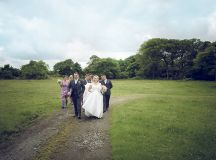 A Beautiful Breaffy House Resort Wedding by Couple ...