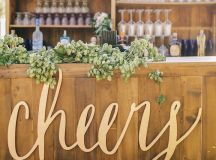 11 Great Ideas for your Drinks Reception   weddingsonline