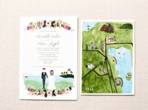 44 Stunning Wedding Invitations for 2016/2017 Couples ...