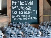 11 Great Ideas for your Drinks Reception | weddingsonline