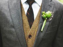 25 Dapper Looks & Ideas for Autumn/Winter Grooms ...