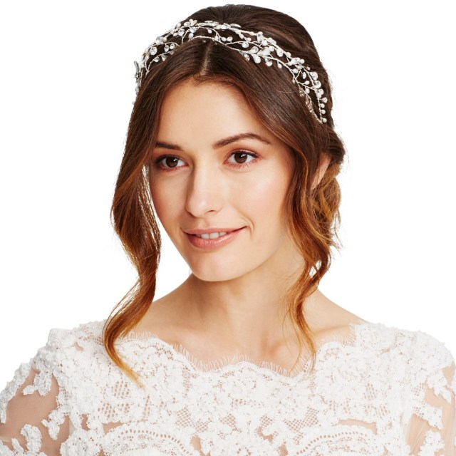 18 spectacular statement bridal headpieces for 2017
