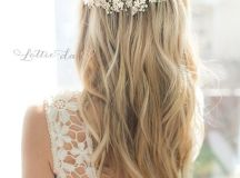 18 Dreamy Ways to Wear Your Hair Down on Your Wedding Day ...