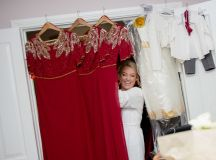 A Fun DIY Wedding at The Station House Hotel images 4