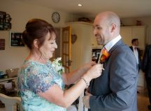 A Fun DIY Wedding at The Station House Hotel images 22