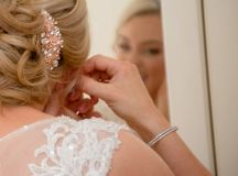 A Fun DIY Wedding at The Station House Hotel images 24