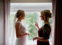 A Fun DIY Wedding at The Station House Hotel images 25
