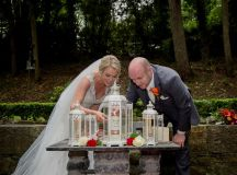 A Fun DIY Wedding at The Station House Hotel images 38
