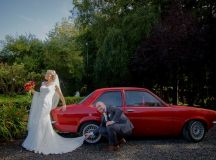 A Fun DIY Wedding at The Station House Hotel images 43