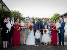 A Fun DIY Wedding at The Station House Hotel images 51