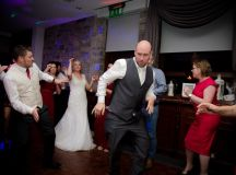 A Fun DIY Wedding at The Station House Hotel images 61