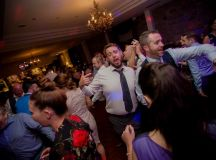 A Fun DIY Wedding at The Station House Hotel images 63