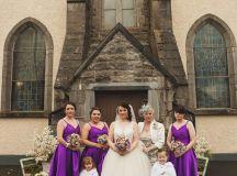Purple Reign – Amy & Noel's Landmark Hotel Wedding by Alex Zarodov Photography images 10
