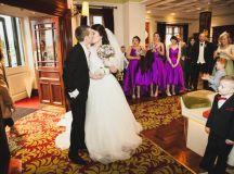 Purple Reign – Amy & Noel's Landmark Hotel Wedding by Alex Zarodov Photography images 23