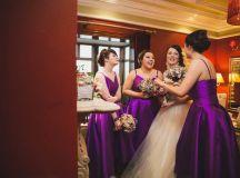 Purple Reign – Amy & Noel's Landmark Hotel Wedding by Alex Zarodov Photography images 24
