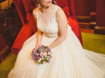 Purple Reign – Amy & Noel's Landmark Hotel Wedding by Alex Zarodov Photography images 26