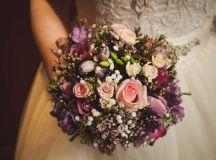 Purple Reign – Amy & Noel's Landmark Hotel Wedding by Alex Zarodov Photography images 28