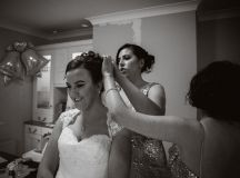 A Gorgeous Winter Wedding at Galway Bay Hotel by Alex Zarodov Photography images 6