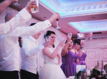 Purple Reign – Amy & Noel's Landmark Hotel Wedding by Alex Zarodov Photography images 37