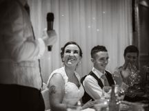 A Gorgeous Winter Wedding at Galway Bay Hotel by Alex Zarodov Photography images 34